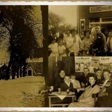 oude foto's Meeuwen