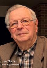 Jan Gerits (foto Roger Dreesen)