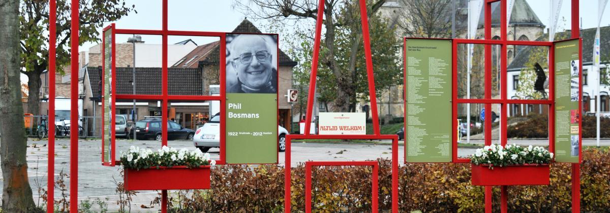 monument Phil Bosmans